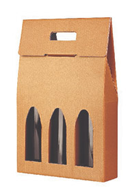 Corrugated Wine Packaging